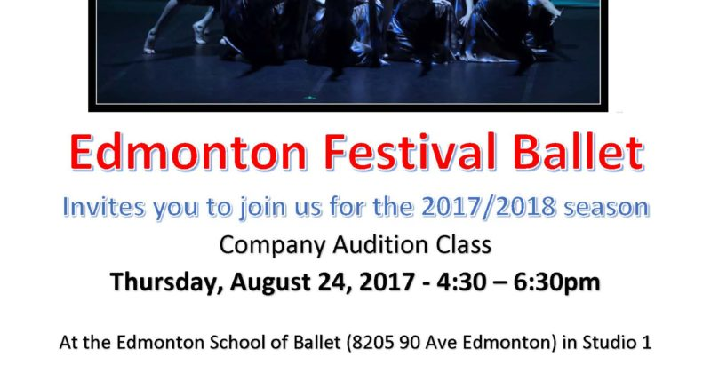 EFB Audition Class
